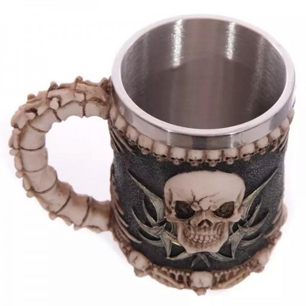 Skull & Bones Mug