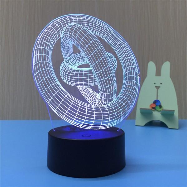 Gyro 3D Light