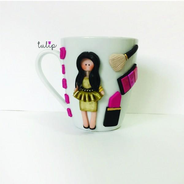 Fashion Girl Mug