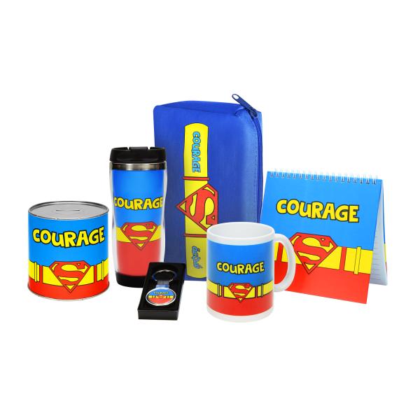 "Superman ""Courage"" Set"
