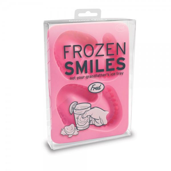 Denture-Shaped Ice Tray