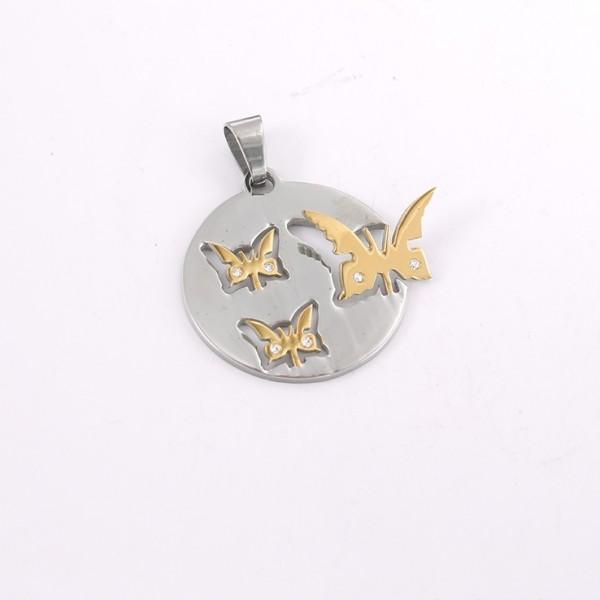 Cute Butterfies Pendant
