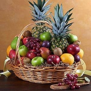 All Fruit Gift Basket