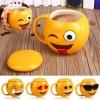 Wide Smile Emoji 3D Mug