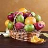 Delightful Fruit Gift Basket