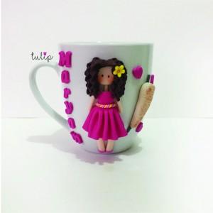 Shawirma Girl Mug