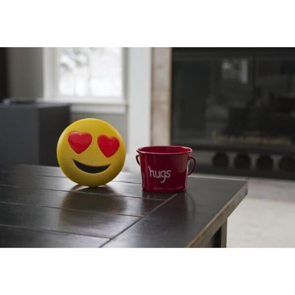 Emoji Speaker - Heart Eyes Emoji