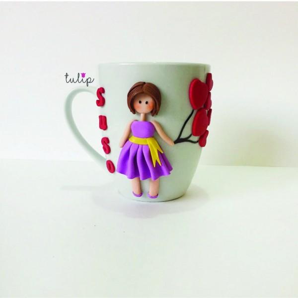 Love Girl Mug