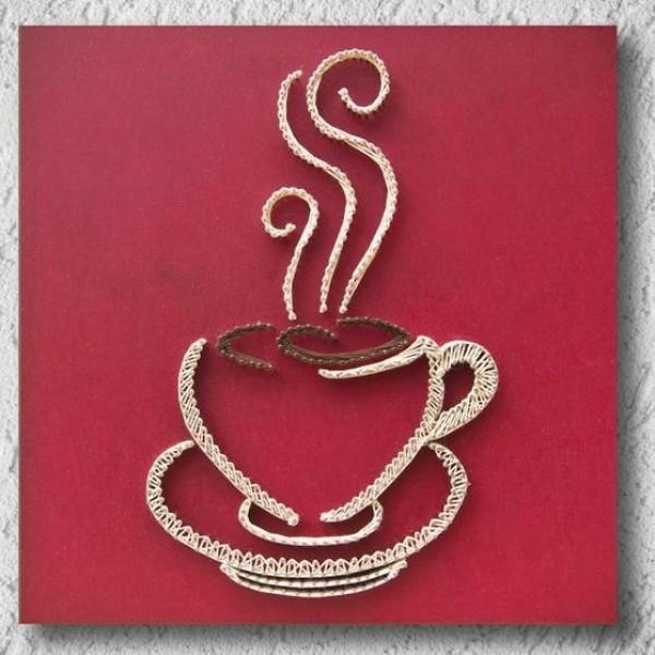 Handmade Coffee Wall Art