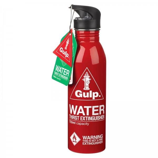 Gulp Fire Extinguisher Water Bottle