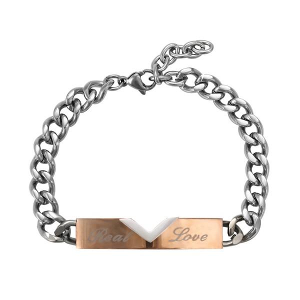 Real Love Couple Bracelet