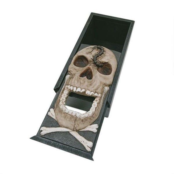 ٍSkull Tissue Box