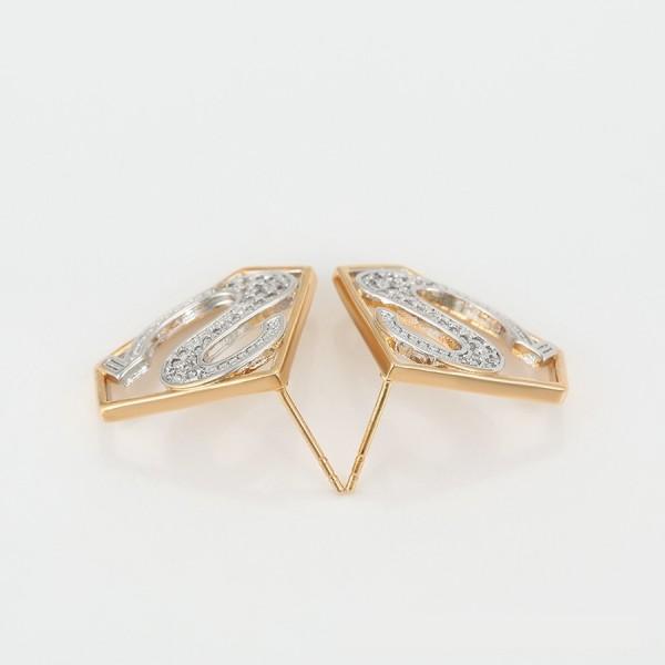 Super Woman Necklace & Earrings Set