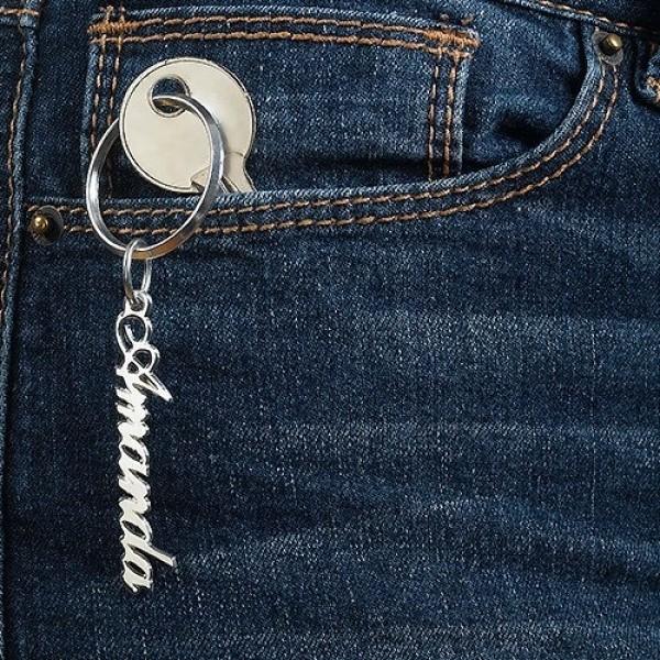Name Keychain