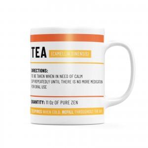 Daily Dose Mug - Orange