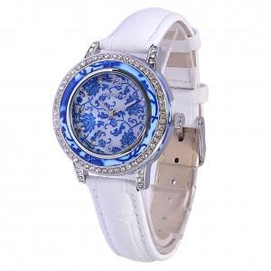 Ladies' Ceramic Watch - Blue